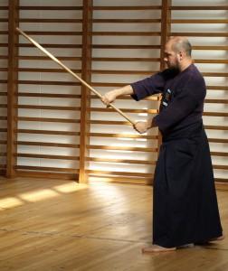 Tandoku Dosa: treino individual