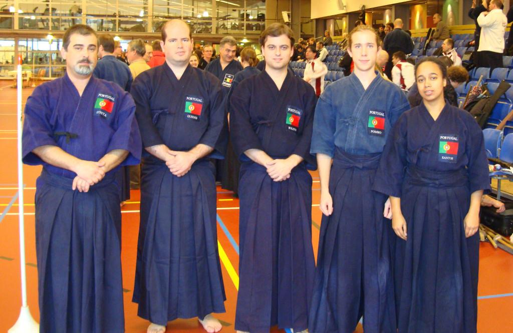 Seleção Nacional de Jodo em Mierlo, 2009